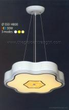 Đèn Thả Led Đổi Màu NLNB8318 Ø550