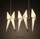 Đèn Thả LED Nghệ Thuật Origami KH-TTK09-5