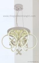 Đèn Thả LED Nghệ Thuật AC24-34 Ø500