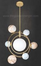 Đèn Thả LED Nghệ Thuật NLNB3114-7