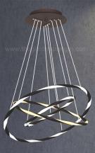 Đèn Thả LED Nghệ Thuật NLNB314 Ø560