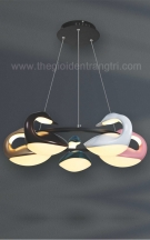 Đèn Thả LED Nghệ Thuật NLNB317-5 Ø600