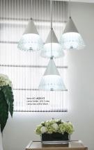 Đèn Thả LED Trang Trí AC31-17 Ø350