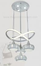 Đèn Thả LED Trang Trí AC31-2 Ø400