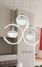 Đèn Thả LED Trang Trí AC31-3