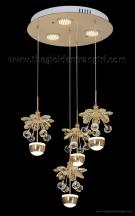 Đèn Thả Led Trang Trí PN76147 Φ400