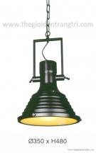 Đèn Thả Retro EU-TE163 Φ350