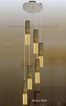 Đèn Thả Pha Lê ET6030-6