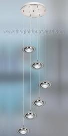 Đèn Thả Led Thông Tầng TP6036 Ø420 x H1600