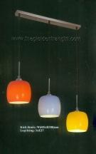 Đèn Thả Thủy Tinh KD450