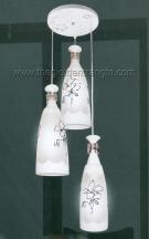 Đèn Thả Thủy Tinh PN76104