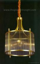 Đèn Thả Đồng UTD602 Ø400
