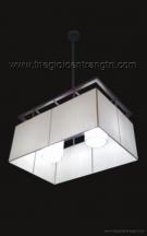 Đèn Thả Vải TP054-2