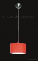 Đèn Thả Vải TP36276-1 Ø280