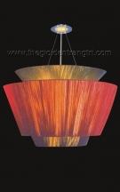 Đèn Thả Vải TP7092-6 Ø800