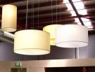 Đèn Thả Vải K01