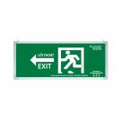 Đèn Exit Lưu Điện LED 1 Mặt 0202AG