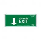 Đèn Exit Lưu Điện LED 1 Mặt 0411AG