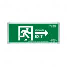 Đèn Exit Lưu Điện LED 1 Mặt 0201AG