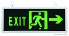 Đèn Thoát Hiểm Exit Hướng Phải 1 Mặt