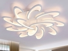 Đèn Áp Trần LED Nghệ Thuật LH-MO903A-18 Ø1000