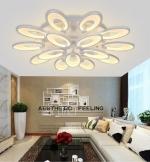 Đèn Áp Trần LED Đổi 3 Màu ZKD2056 Φ850