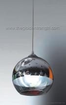 Đèn Thả Thủy Tinh KD237 Ø300