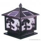 Đèn Trang Trí Cổng Năng Lượng Mặt Trời EU-SOLAR23 400x400