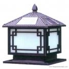 Đèn Trang Trí Cổng Năng Lượng Mặt Trời EU-SOLAR29 400x400