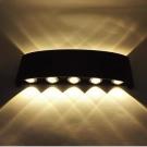 Đèn Led Hắt Tường 2 Đầu 10 Bóng LH- VNT625-21