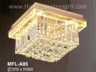 Đèn Mâm Pha Lê Led MFL A85 370x370