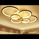 Đèn Trang Trí Ốp Trần LED KH-OT7022-6 Ø800