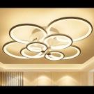 Đèn Trang Trí Ốp Trần LED KH-OT7022-8 Ø900