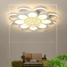 Đèn Trang Trí Ốp Trần LED LH-MO9023 Ø800