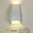 Đèn Trang Trí Hắt Tường LED AC32-21