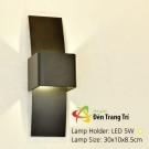 Đèn Trang Trí Hắt Tường LED AC32-30
