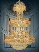 Đèn Chùm Pha Lê Cao Cấp VIR274 Ø1200