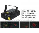 Đèn Trang Trí Phòng Karaoke Laser 02