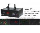 Đèn Trang Trí Phòng Karaoke Laser 05