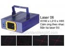 Đèn Trang Trí Phòng Karaoke Laser 06