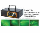Đèn Trang Trí Phòng Karaoke Laser 10