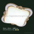 Đèn Ốp Trần Led Vuông PN77162 450x450