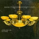 Đèn Chùm Đồng NLNC88018-8 Ø1100