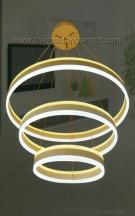 Đèn Thả LED Nghệ Thuật SUN092 Ø800