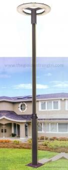 Đèn Trang Trí Quảng Trường TRỤ 115 H3000
