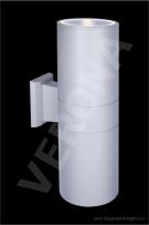 Đèn Led 2 Đầu Rọi Tường Ngoài Trời 18W NA-VNT3504-1A Φ145