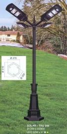 Đèn Trụ Trang Trí Sân Vườn Solar TRỤ 096 H3800