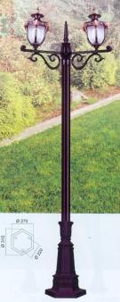 Đèn Trang Trí Sân Vườn TRỤ 102 H3150