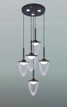 Đèn Trang Trí Thả LED AU-TH8088-5 Ø300