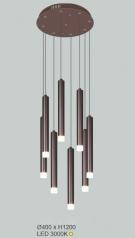 Đèn Trang Trí Thả LED AU-TLHB1041-CF Ø400